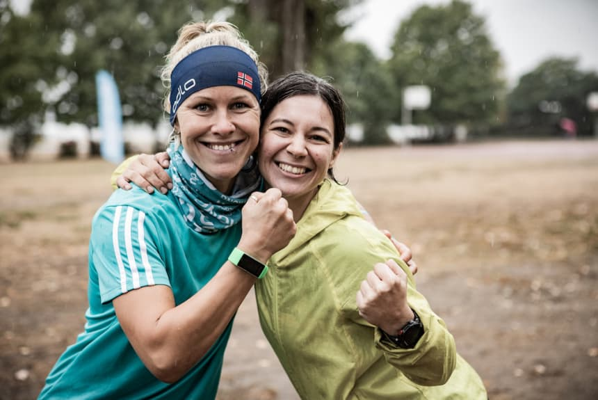 Ulrike Kliem ist Personal Trainerin mit Leib und Seele