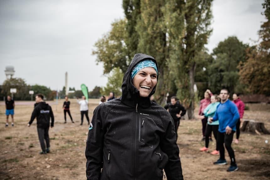 Sandra Zangerl ist Personal Trainerin mit Leib und Seele