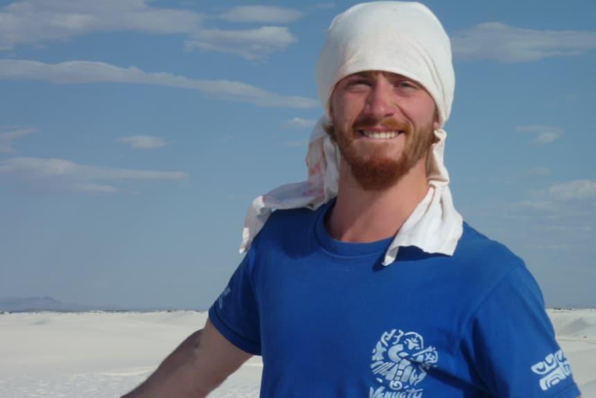 Matthias Gampe ist Personal Trainer mit Leib und Seele