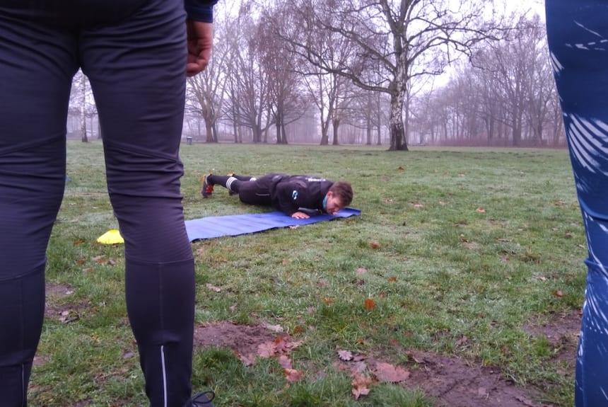 Joscha Mantey ist Personal Trainer mit Leib und Seele