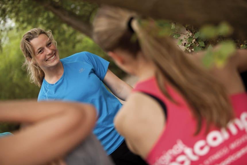 Saskia ist Personal Trainerin mit Leib und Seele