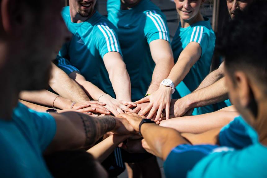 Mit Team ist besser als ohne Team