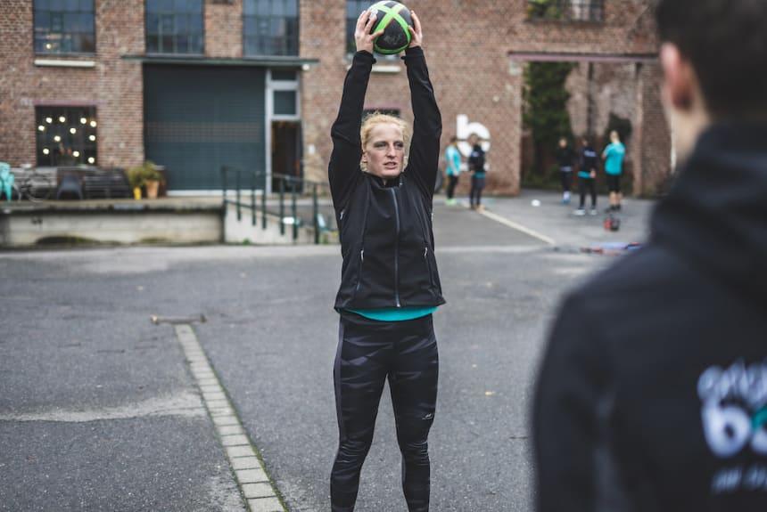 Personal Trainerin Köln