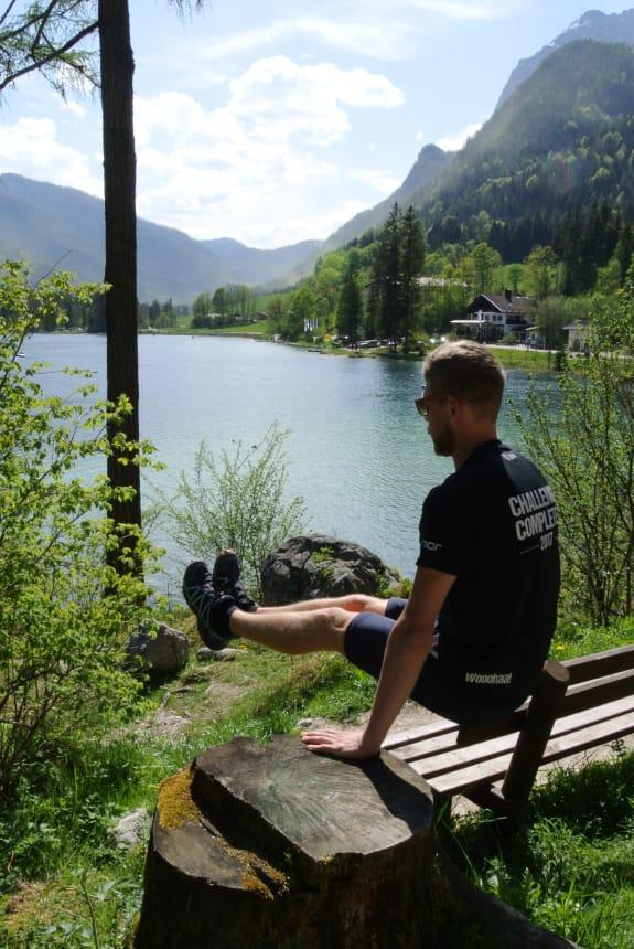 Andreas Niggl in der Natur