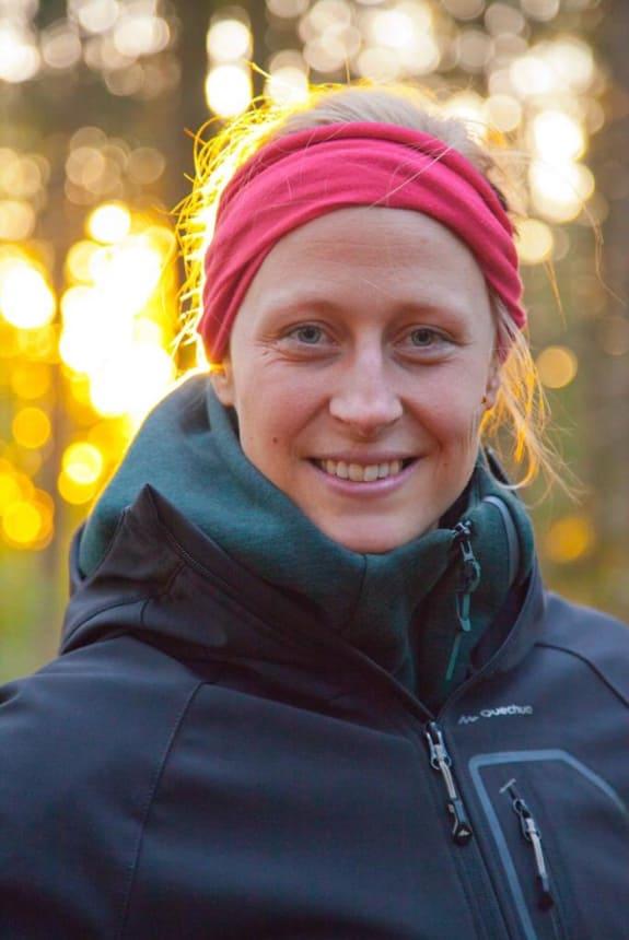 Deine Trainerin für Dortmund Sarah Reese