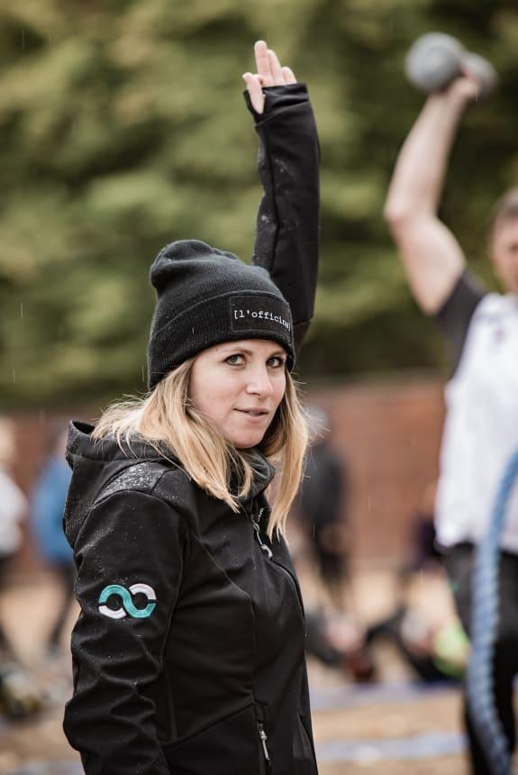 Helena Geiger ist Personal Trainerin mit Leib und Seele