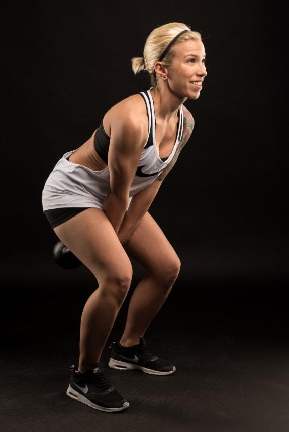 Sina liebt Gesundheit und Fitness