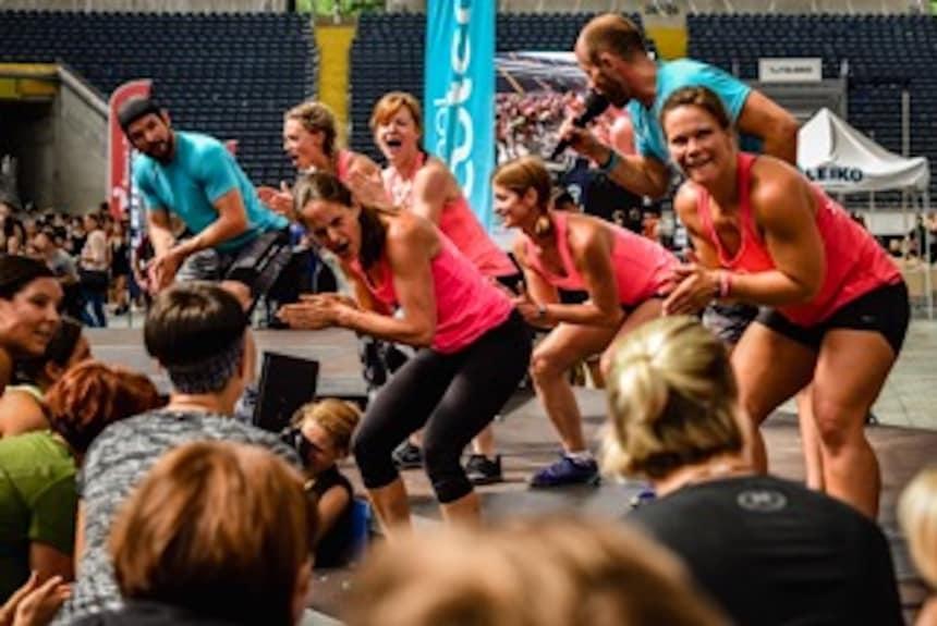 Sandra Katemann liebt Gesundheit und Fitness
