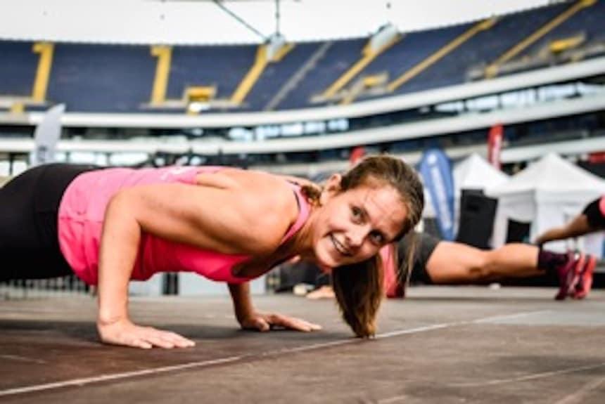 Sandra Katemann ist Personal Trainerin mit Leib und Seele
