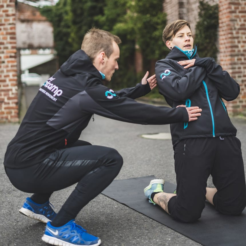 Personal Trainer mit Leib und Seele