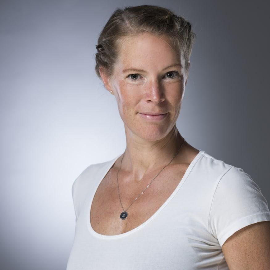 Corinna Rosenow ist Personal Trainerin mit Leib und Seele