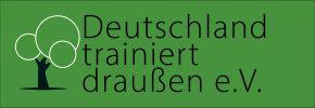 Deutschland trainiert draußen e.V. Logo