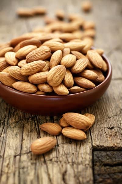 Omega 3 Fettsäuren Nüsse