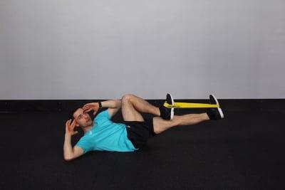 Minibands Fitnessstudio für die Hosentasche