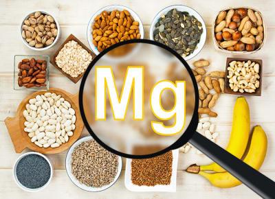 Natürliche Magnesiumquellen - Magnesiummangel beheben Magnesiummangel Ursachen und Symptome