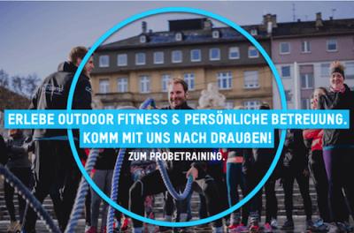 Zurück zum Normalgewicht - 8 Wochen Bootcamp in Hamburg