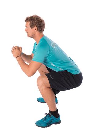 Der Squat - Schnelligkeit trainieren