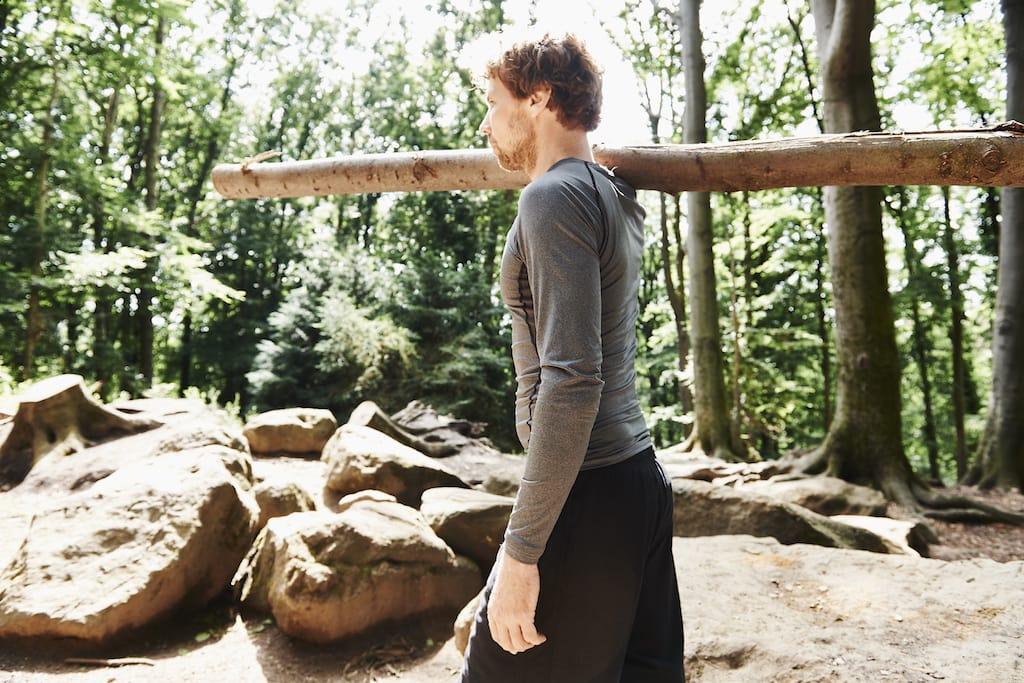 Daniel Reitemeyer im schönsten Fitnessstudio der Welt: Die Natur