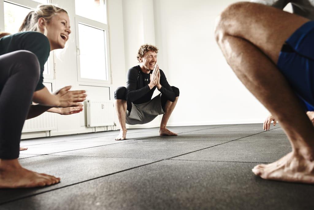 Daniel Reitemeyer ist Personal Trainer mit Leib und Seele