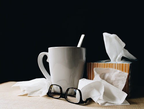 Ständig erkältet | Tipps gegen Erkältung