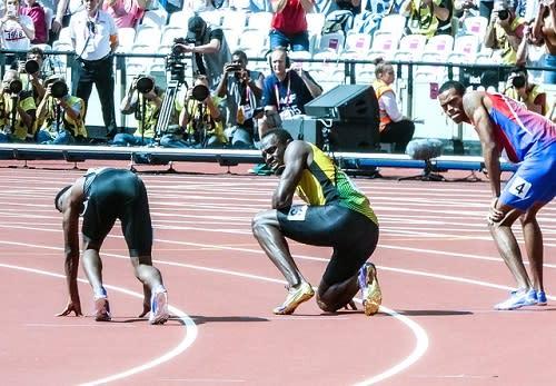 Usain Bolt - schnelligkeit trainieren