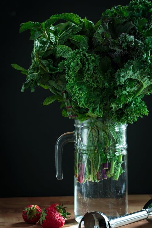 Gemüse | Abnehmen | Smoothie