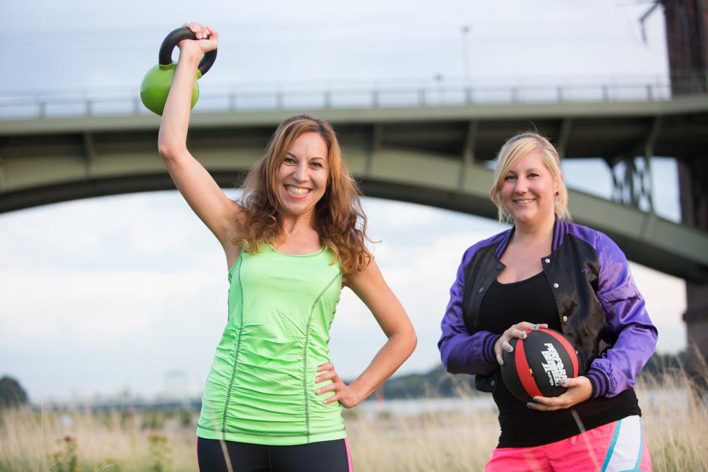 Fitness Bootcamp - Beim Outdoor Fitness kann jeder mitmachen!