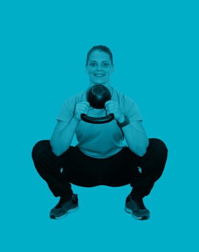 Personal Trainer Judith Melcher
