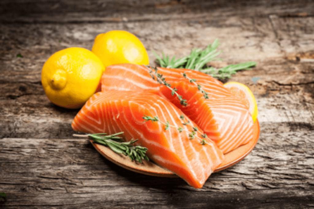 Proteine über die Nahrung