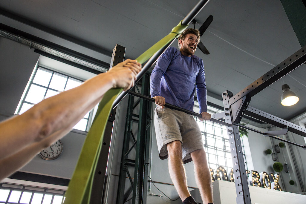 Muskelaufbau im Load Kurs Bootbox Köln