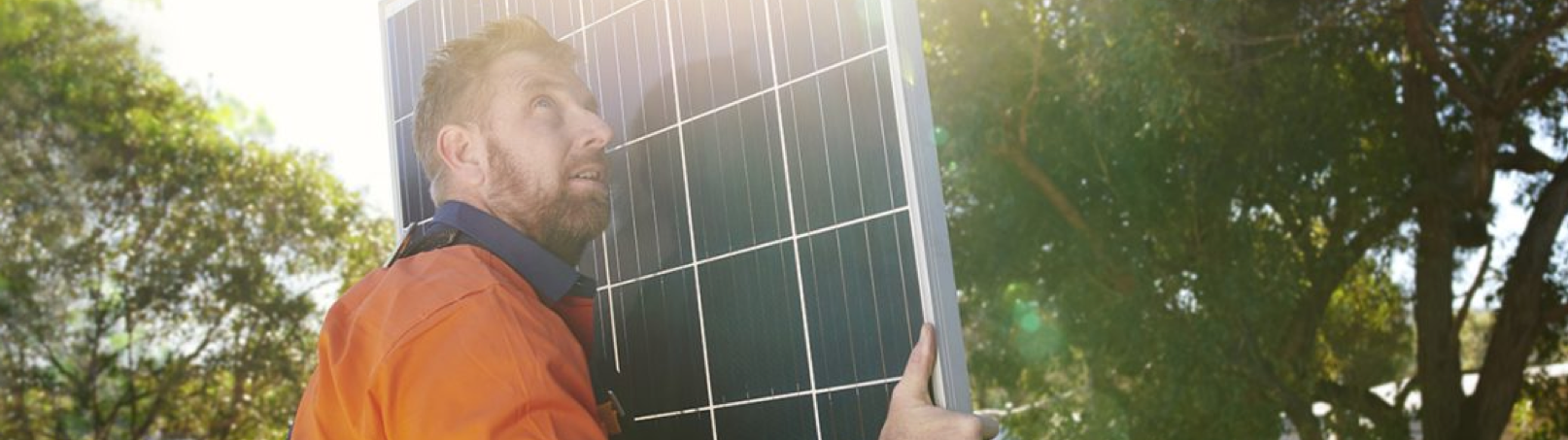 Reduce your bills with solar - image