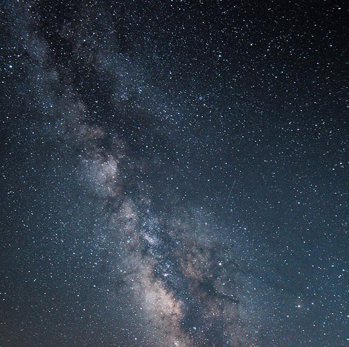 Milky Way Kefalonia
