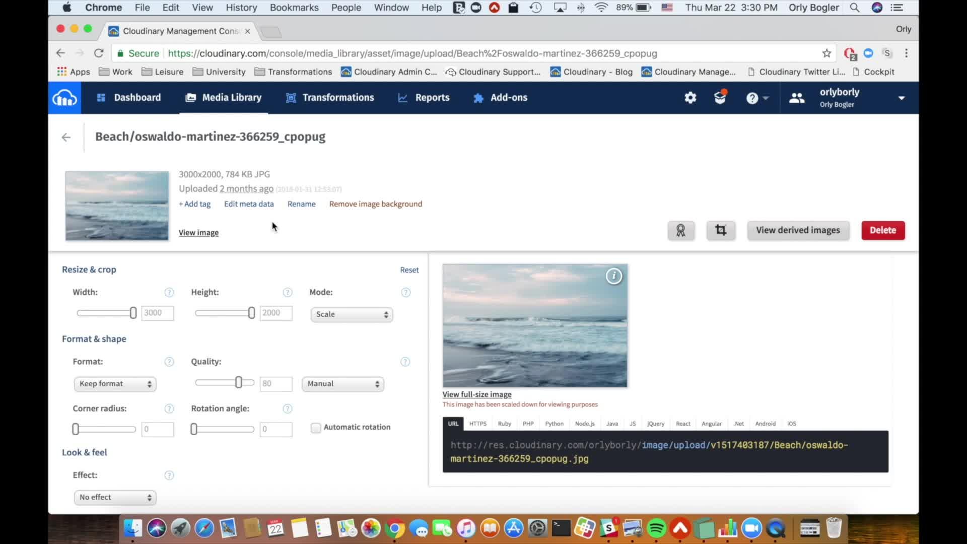 Cloudinary Tutorial Screencast Videos | Cloudinary