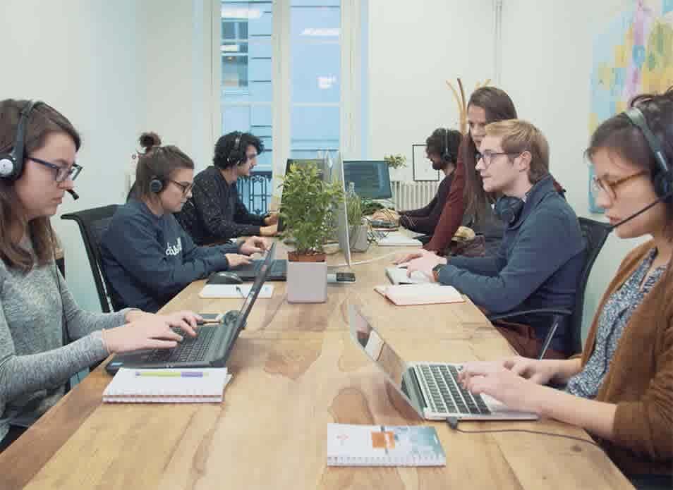 Une équipe dédiée à la réussite des utilisateurs