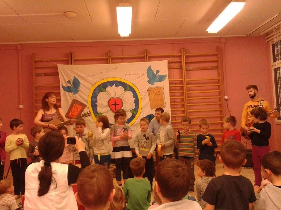 A reformáció évfordulója - Örömhír Óvoda Veszprém