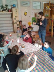 Húsvét az Örömhír Óvodában - Veszprém