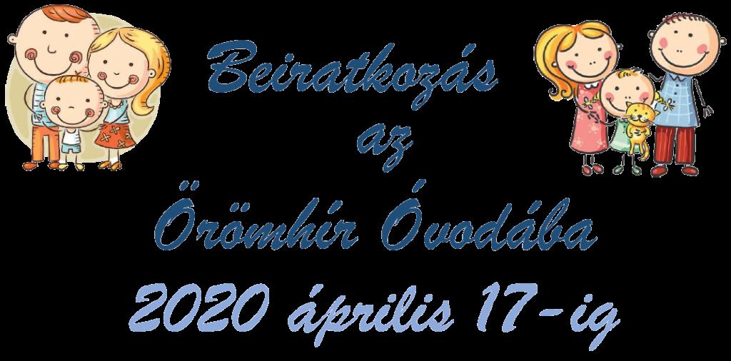 Beiratkozás az Örömhír Óvodába 2020 április 17-ig | Veszprém