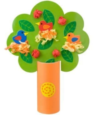 Madarak és fák napja | május 10. - Örömhír Óvoda | Veszprém