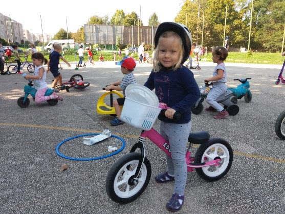 Autómentes nap | Örömhír Óvoda - Veszprém