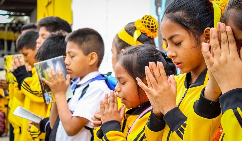 Discipleship | Orphan's Promise