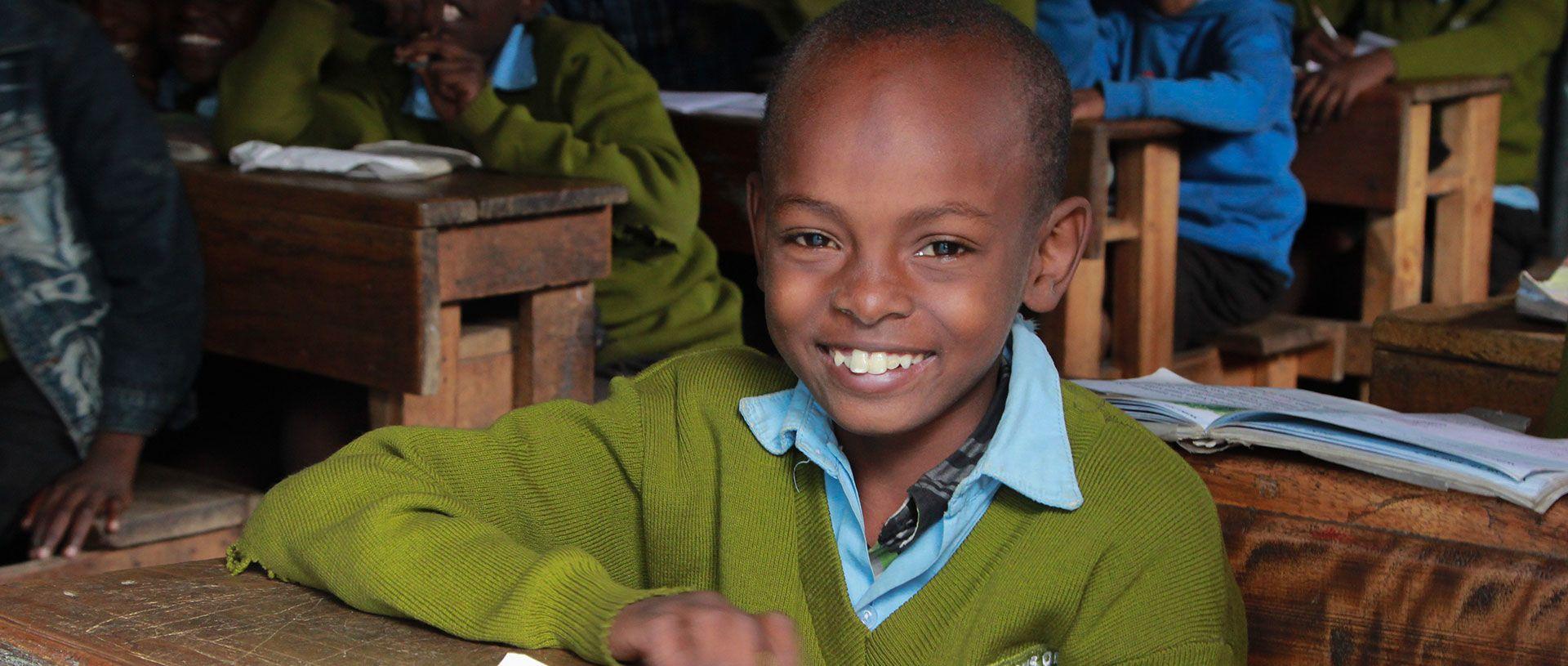 Jamal's joy returns in Kenya banner