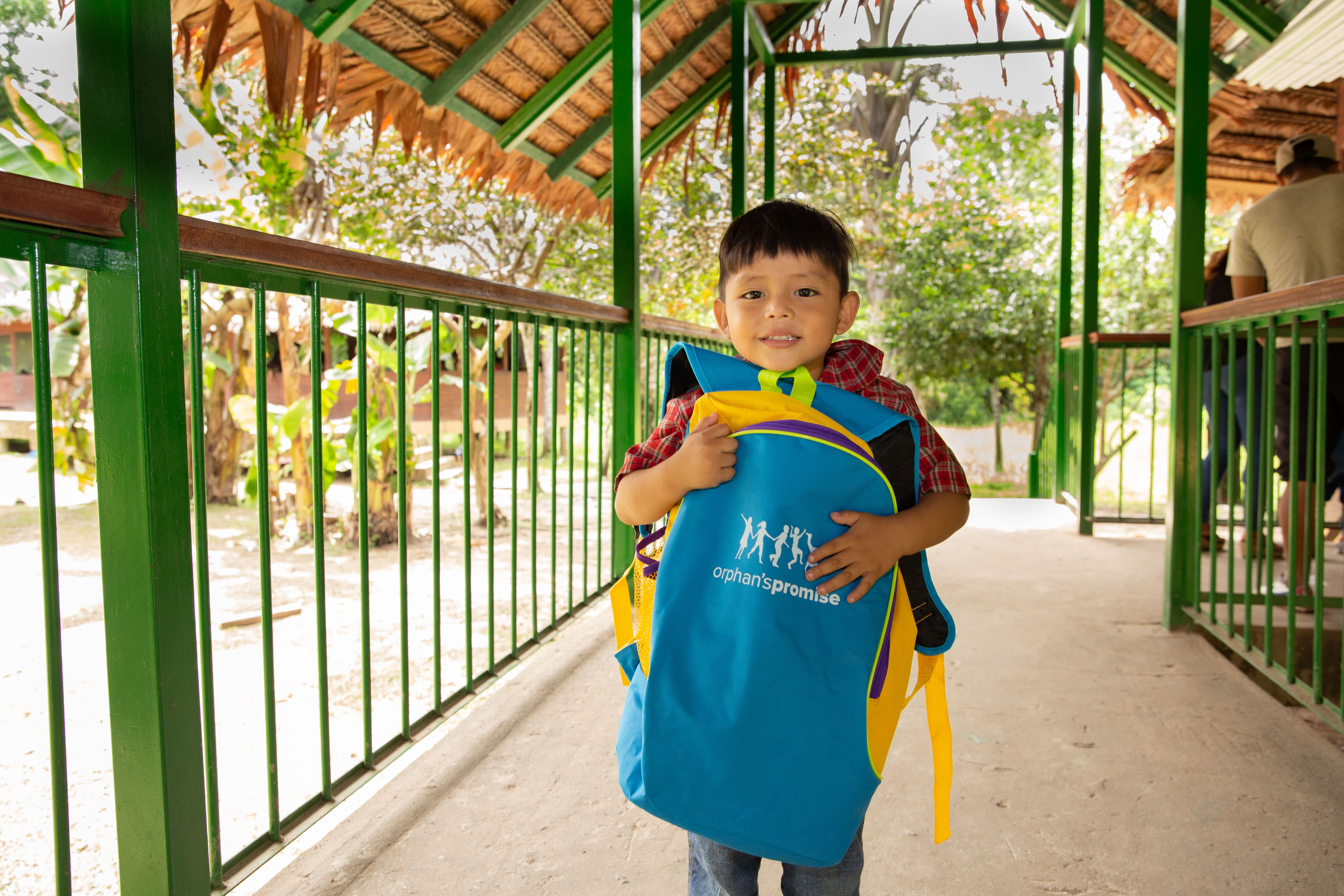 Orphan's Promise | Backpack Campaign | Education
