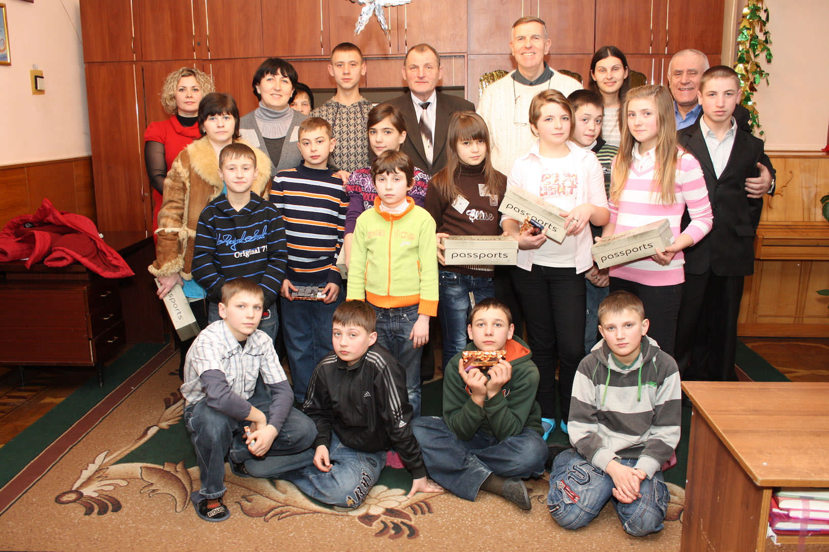 Stepan at Ternopil Center   Orphan's Promise