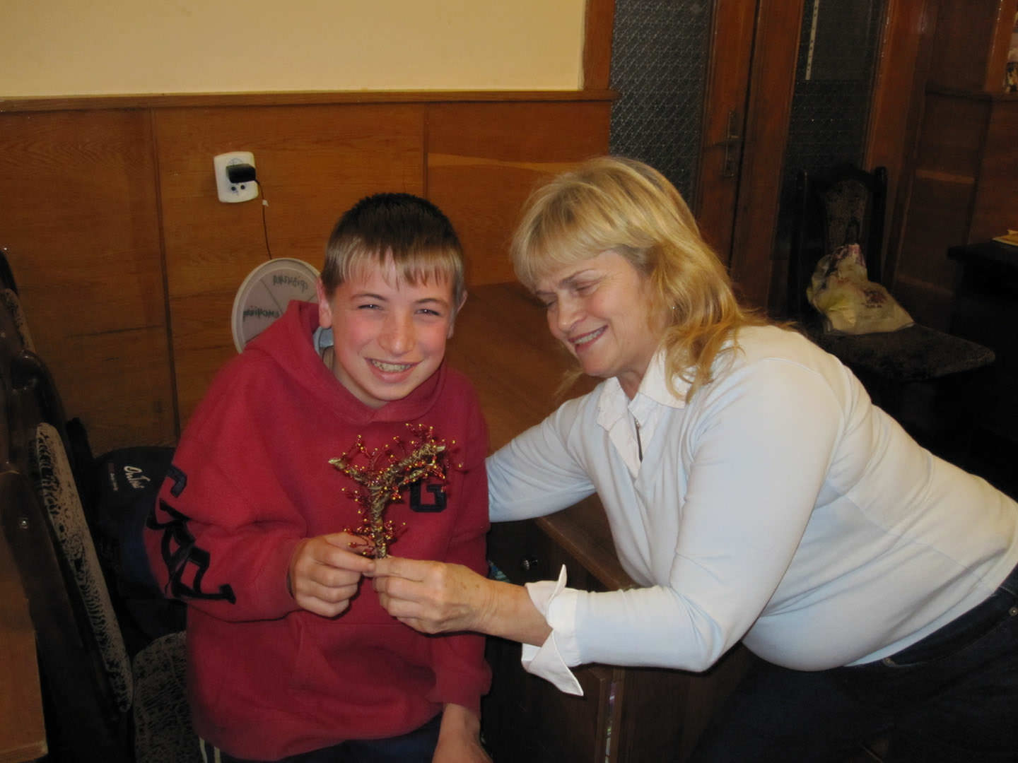 Stepan in Ternopil   Orphan's Promise