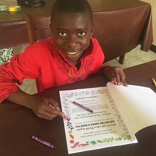 Chadwick | Uganda | Orphan's Promise