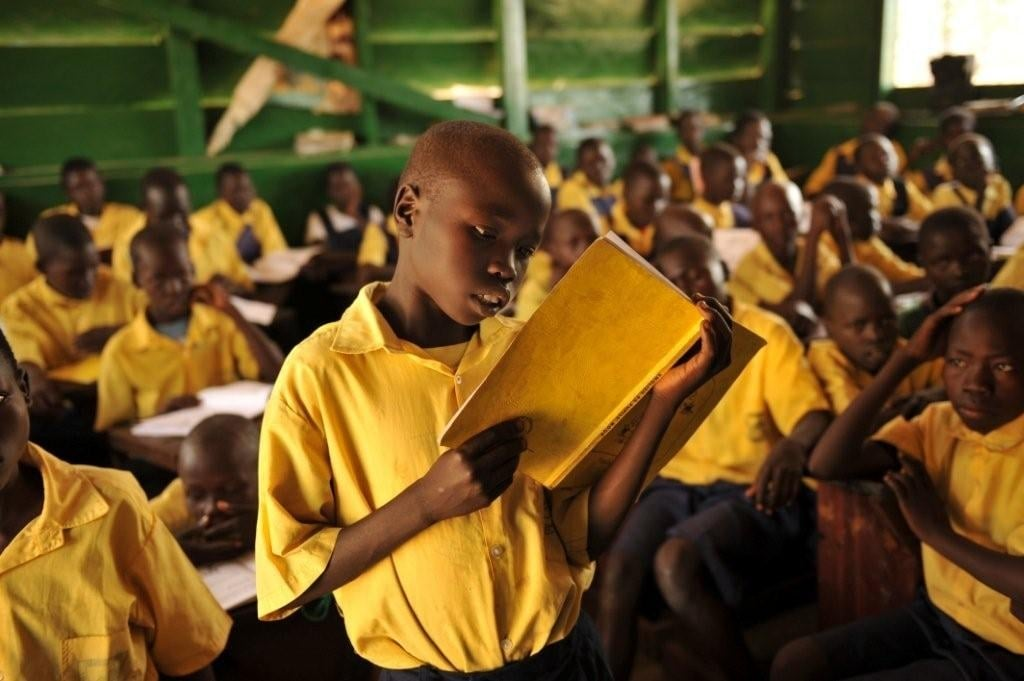 South Sudan | Education | Orphan's Promise