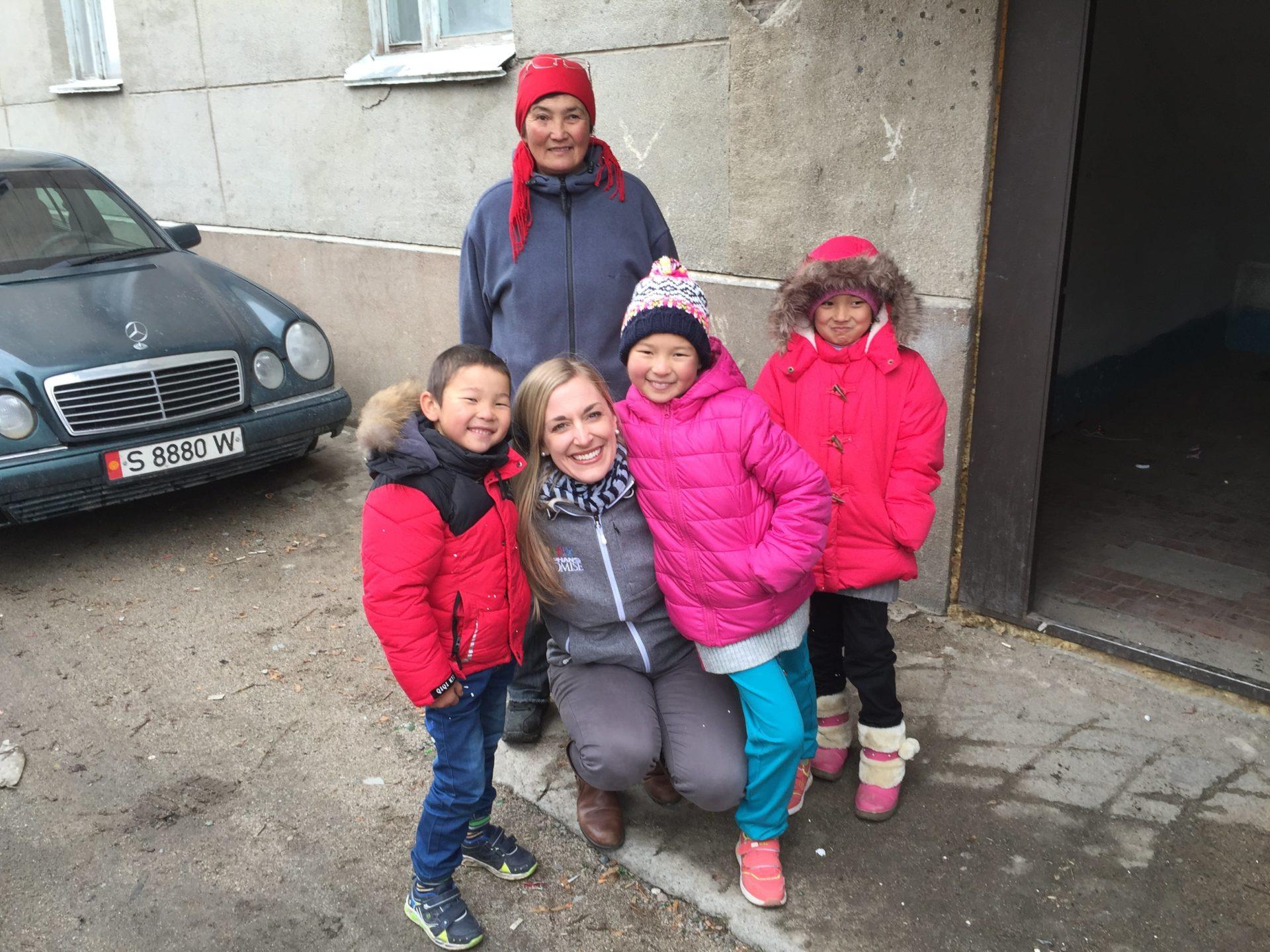 Karen and Adimir | Kyrgyzstan | Orphan's Promsie
