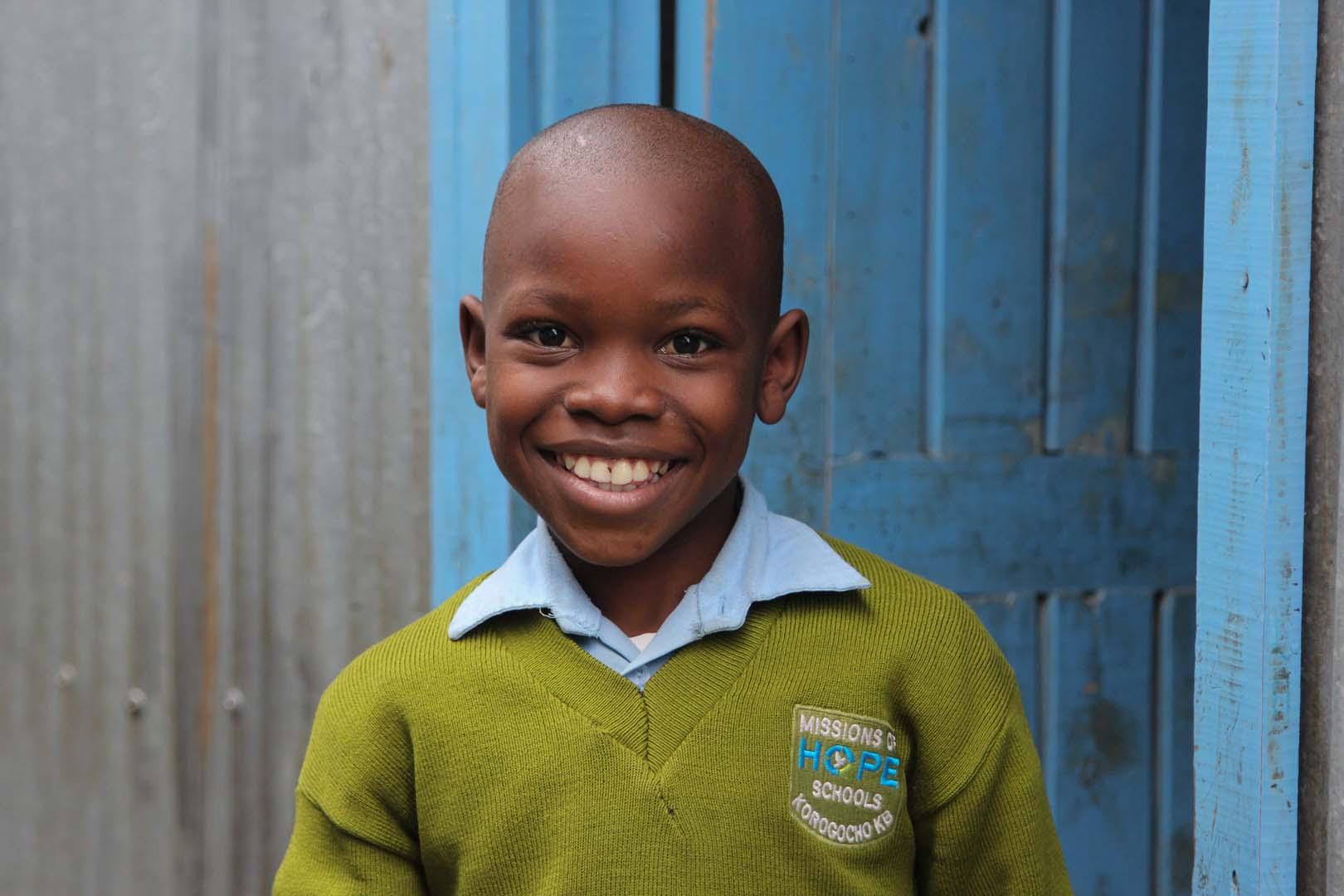 Samson succeeding | Orphan's Promise