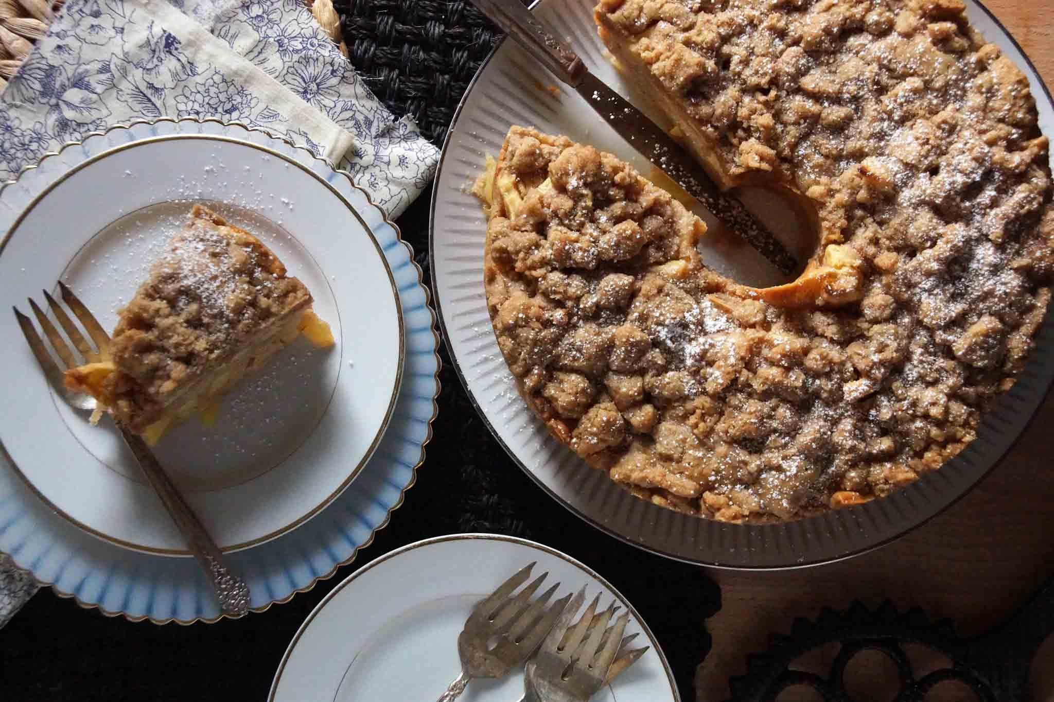Fresh Apple Cake Kosher Recipes