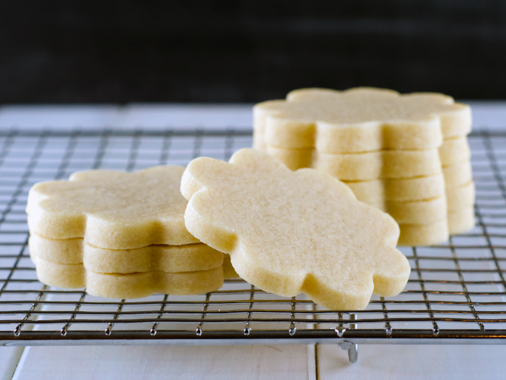 Butter Cut Out Cookies